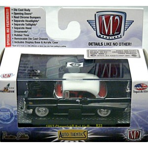 M2 Machines 1957 Chevrolet Bel Air