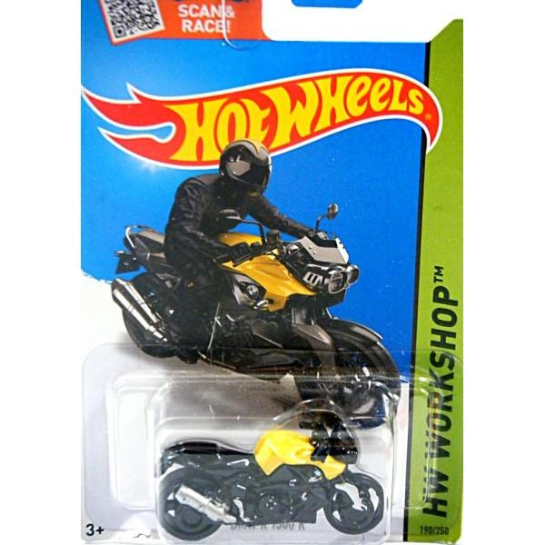 Hot Wheels Bmw K R Motorcycle on El Camino Monte Carlo