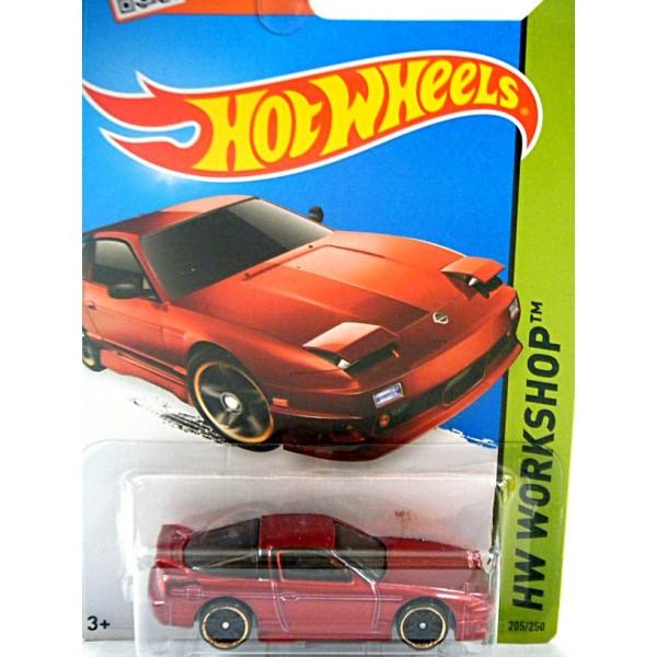 Hot Wheels Nissan 1996 180SX Type X - Global Diecast Direct