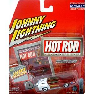 Johnny Lightning Hot Rod Magazine Chrysler Fireball 500