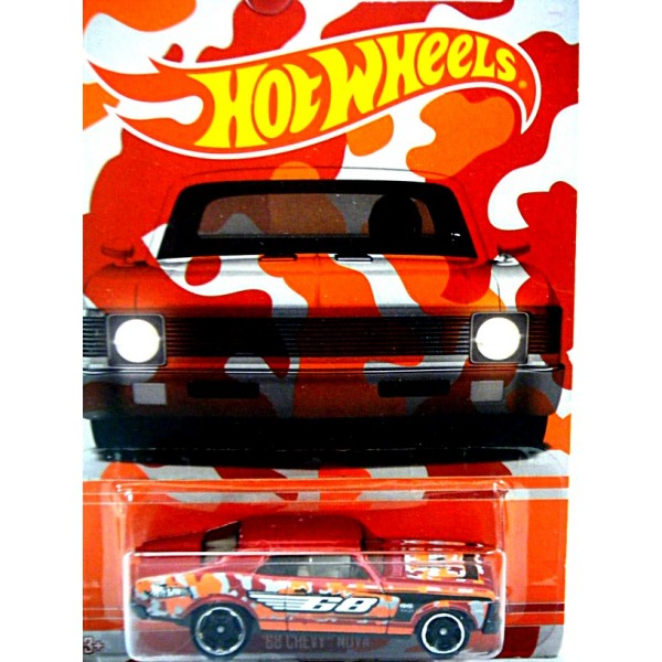 Hot Wheels 1968 Chevrolet Nova SS - Global Diecast Direct