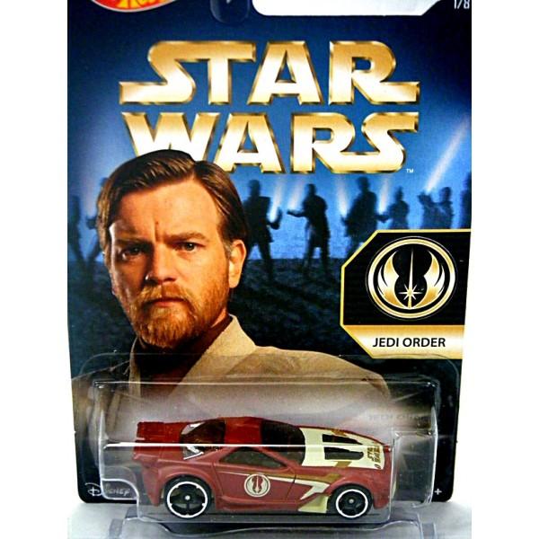 2015 Hot Wheels Star Wars Jedi Order Scorcher