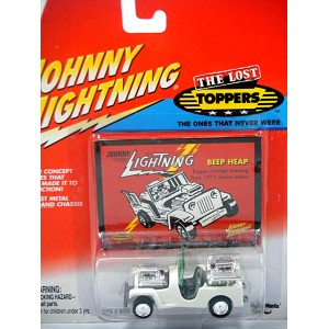 Johnny Lightning - Toppers - Jeep Beep Heap