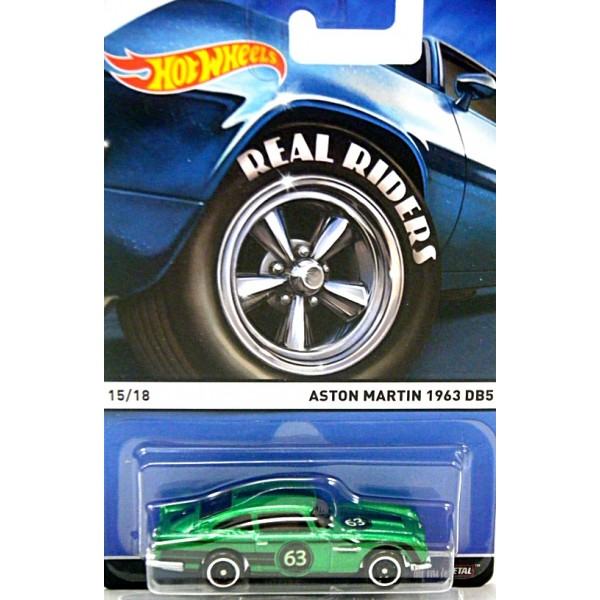 Aston Martin Db5 Hot Wheels: 1963 Aston Martin DB5