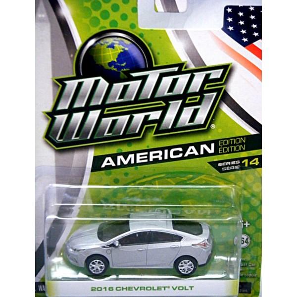 Greenlight - Motor World - 2016 Chevy Volt - Global ...