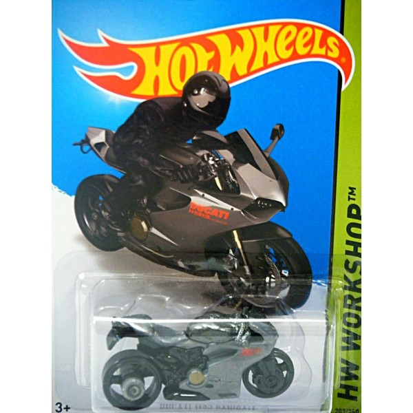 Hot Wheels Ducati 1199 Panigale Sport Bike Global