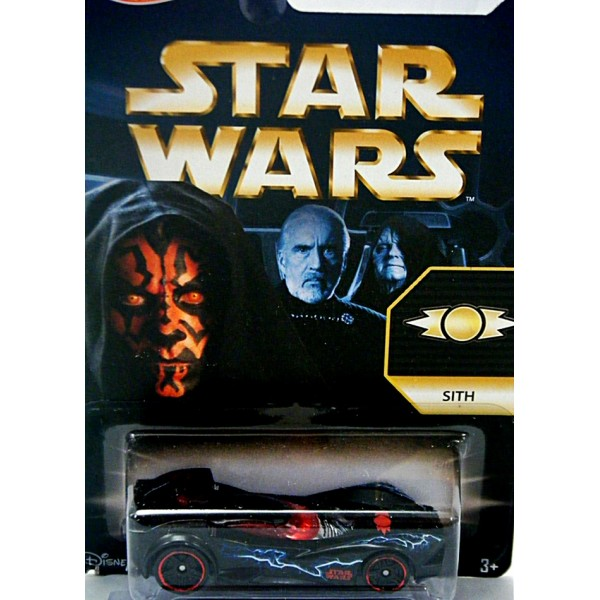 Hot Wheels - Star Wars - Factions - Sith