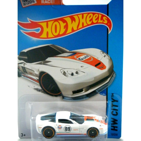 Hot Wheels Chevrolet Corvette Zr1 Gulf Racing Global