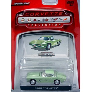 Greenlight 1962 Chevrolet Corvette Coupe