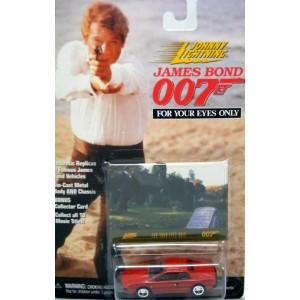 Johnny Lightning - James Bond - Lotus Espirit Turbo