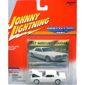 Johnny Lightning 1967 Mercury Cougar Promo