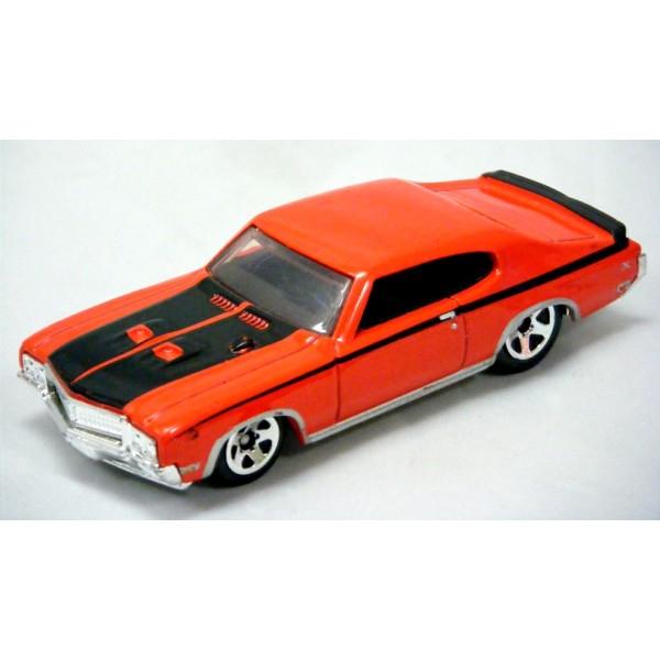 Hot Wheels 1970 Buick GSX Muscle Car