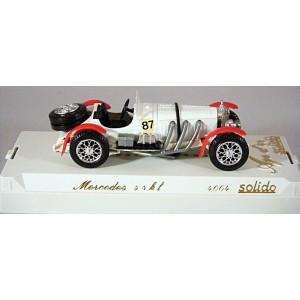 Solido - 1930 Mercedes-Benz SSKL Race Car