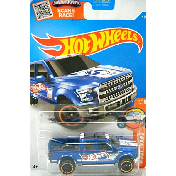 Hot Wheels Ford F-150 Superlift Pickup Truck - Global Diecast Direct