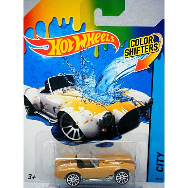 Hot Wheels Color Shifter Shelby Cobra 427 S/C - Global ...
