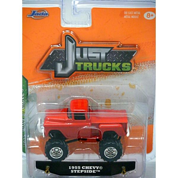 Just Chevy Trucks >> Jada Just Trucks 1955 Chevrolet Pickup Truck