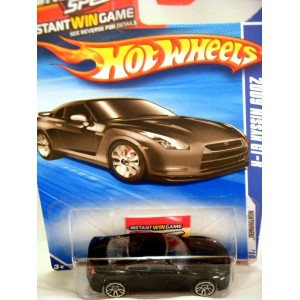 Hot Wheels Keys To Speed Game Nissan GT-R