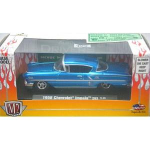 M2 Machines Drivers Series - 1958 Chevrolet Impala 283