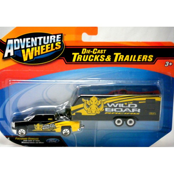 Maisto Adventure Wheels - Chevy Silverado - WIld Boar ...