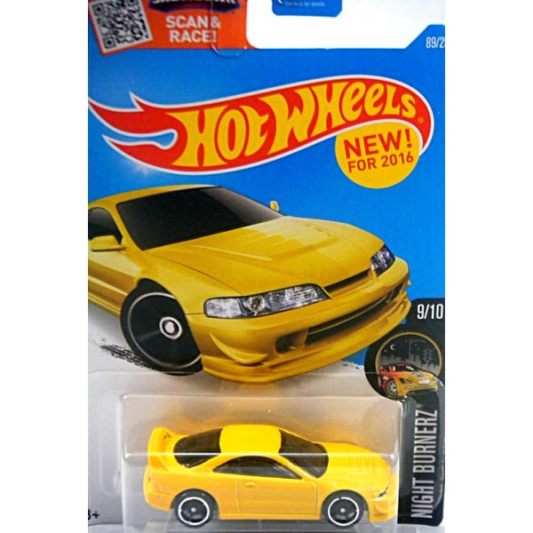 Hot Wheels Acura Integra Gsr