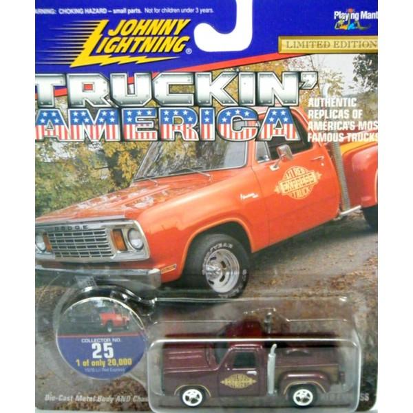 Johnny Lightning Truckin' America