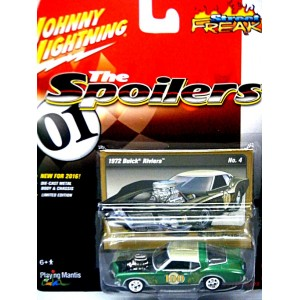 Johnny Lightning Round 2 - Street Freaks - 1972 Buick Riviera