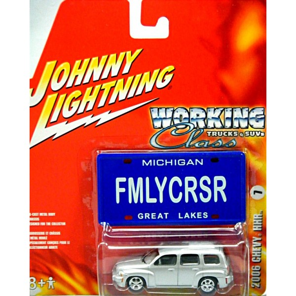 Johnny Lightning Working Class Chevrolet Hhr