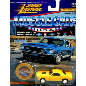 Johnny Lightning Muscle Cars USA - 1970 Dodge Challenger
