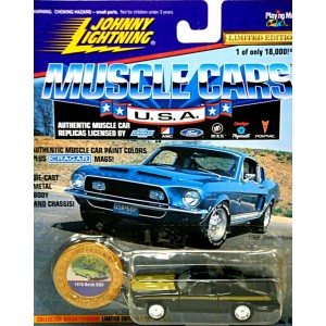 Johnny Lightning Muscle Cars USA - 1970 Buick GSX