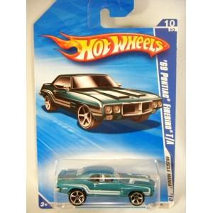Hot Wheels 1969 Pontiac Firebird Trans Am