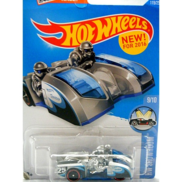 Hot Wheels New Models Side Ripper Man Racing Motorcycle
