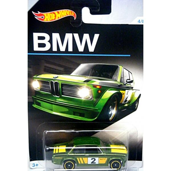 Hot Wheels Bmw 2002