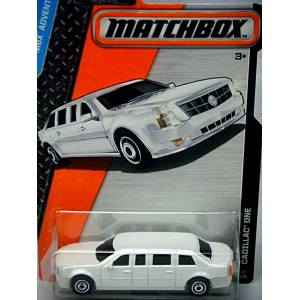 Matchbox - Cadillac One Limosuine