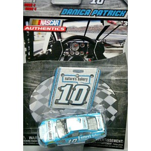 NASCAR Authentics - Stewart-Hass Racing - Danica Patrick Nature's Bakery Chevrolet SS
