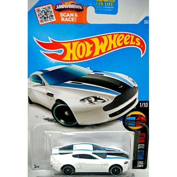 Hot Wheels Aston Martin V8 Vantage Global Diecast Direct