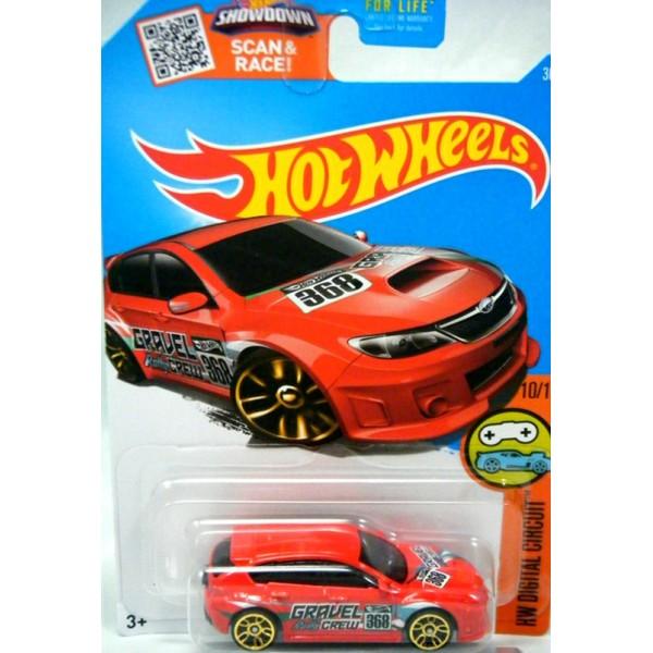 Hot Wheels - Subaru WRX STi - Global Diecast Direct