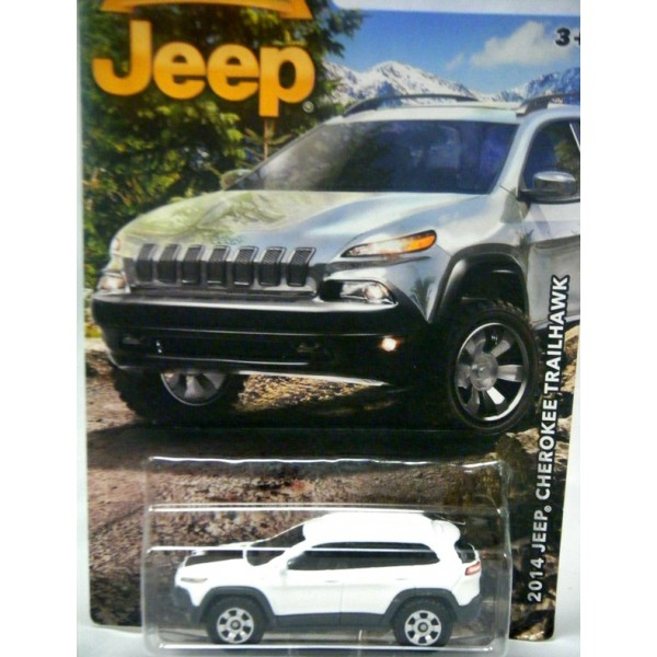 Matchbox - Jeep Collection - Jeep Cherokee Trailhawk ...
