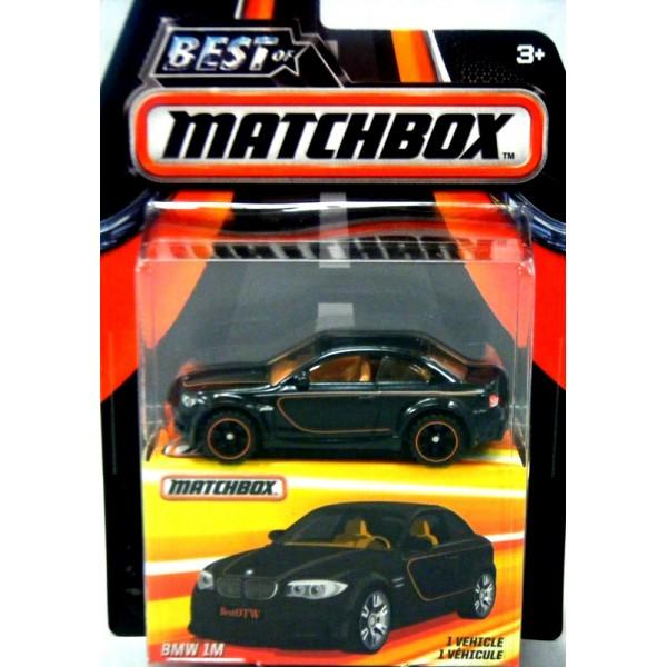 Chevrolet Bel Air >> Matchbox - Best of Matchbox - BMW 1M - Global Diecast Direct