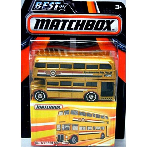 Matchbox - Best of Matchbox - Routemaster London Bus