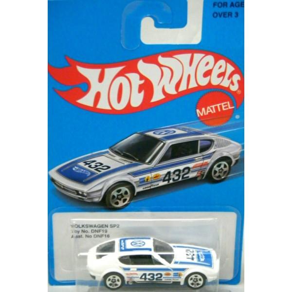 Hot Wheels - Ultra Cool Retro Series - Volkswagen SP2 ...
