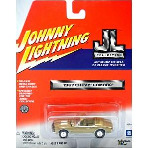 Johnny Lightning JL Collection -1967 Chevrolet Camaro SS Convertible