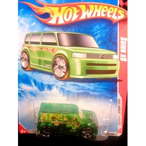 Hot Wheels Scion Xb Tuner