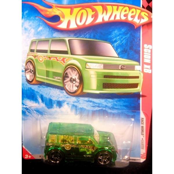Hot Wheels Scion Xb Tuner