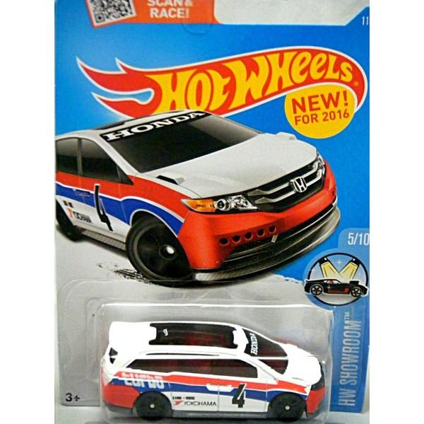 Honda El Monte >> Hot Wheels Honda Odyssey Minivan - Global Diecast Direct