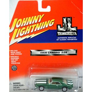 Johnny Lightning JL Collection - 1968 Chevrolet Camaro Z-28