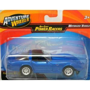 Maisto Power Racer Series - Chevrolet Corvette C3 Coupe