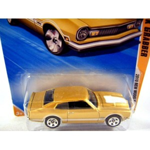 Hot Wheels 2010 First Editions 1971 Ford Maverick Grabber