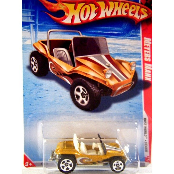 Hot Wheels Meyers Manx Dune Buggy - VW Based - Global ...