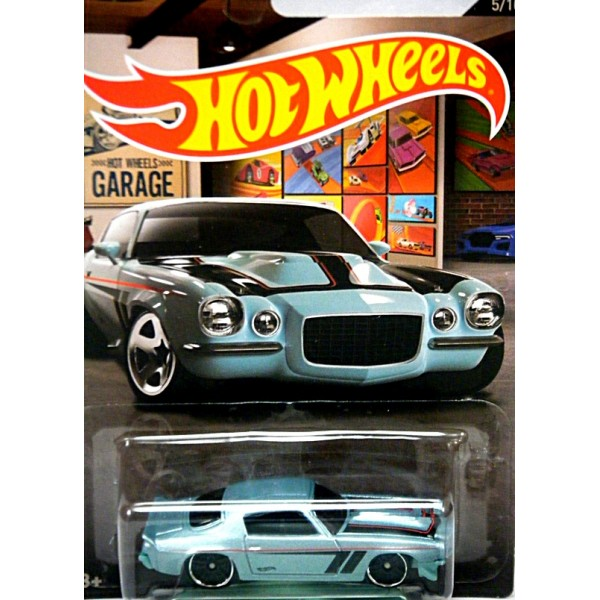 Hot Wheels Garage Series - 1970 Chevrolet Split Bumper ...