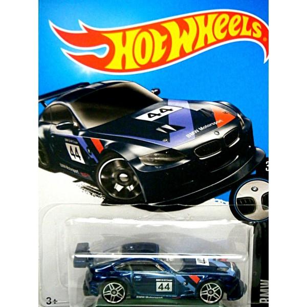Hot Wheels Bmw Motorsports Z4 M Global Diecast Direct